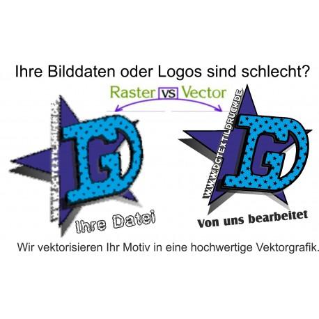 Logo/Bild bearbeiten lassen.