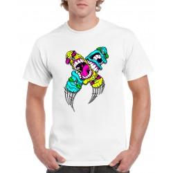 100 weiße T-Shirts bedrucken nur 490 € / Stückpreis 4,90 €