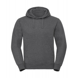 Men's Authentic Melange Hooded Sweat