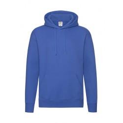 Abschluss Hoodie bedrucken in Blau