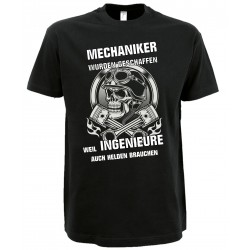 Mechaniker T-Shirt