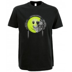 Smiley Techno T-Shirt
