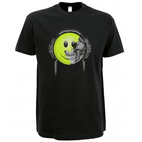 Smiley Techno T-Shirt