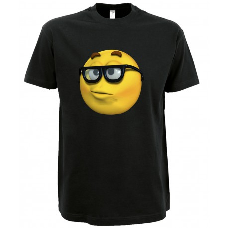 3 D Smiley Shirt