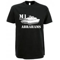 M1 Abrahams Panzer T-Shirt