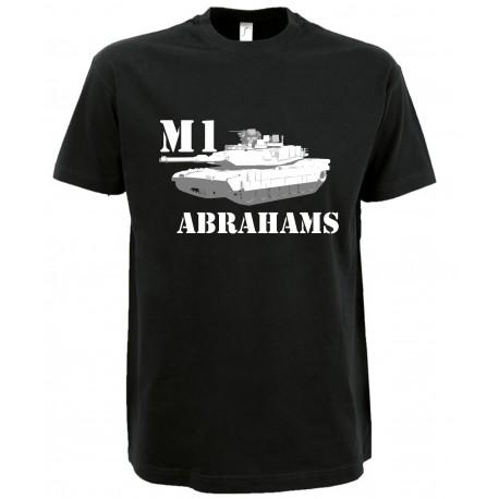 T-Shirt Panzer M1 Abrahams