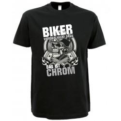 Biker Shirt Chrom