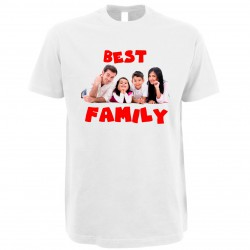 T-Shirt mit Fotos bedrucken