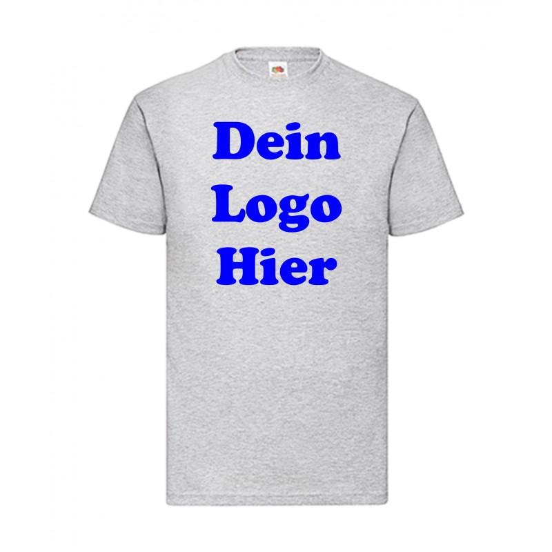 331dcb12d0ad61 T-Shirt mit Motiv und Text bedrucken lassen