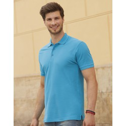 Fruit of the Loom Premium Polo Shirt bedrucken