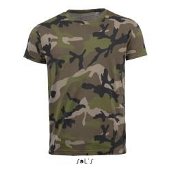 T-Shirt bedrucken Camouflage Herren