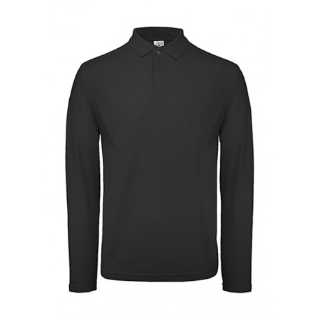 ID001 LSL Polo BC MEN F Black